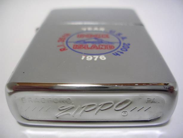 Zippo部屋 Usa Reg Bicentennial